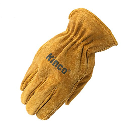 Kinco Gloves キンコグローブ 50 COWHIDE DRIVERS グローブ /kgg070405107 (L)