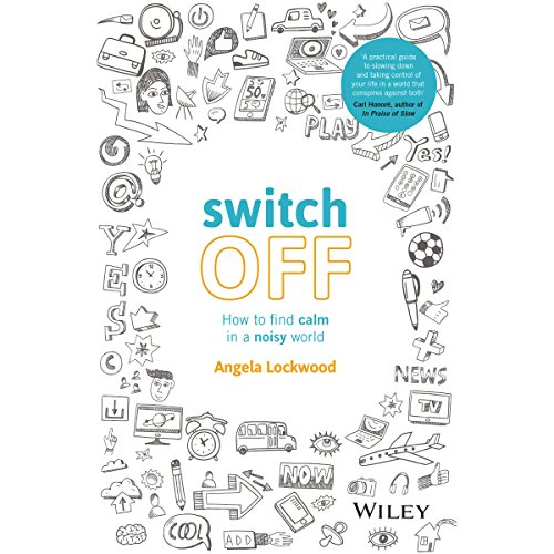 Switch Off audiobook cover art