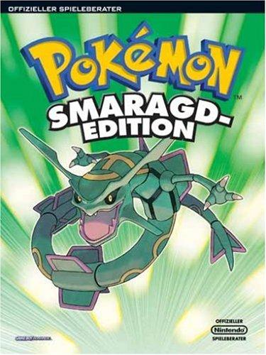 Pokémon Smaragd-Edition Offizieller Spieleberater