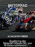Motorrad: MotoGP - Großer Preis von Tschechien in Brünn - Qualifying der MotoGP-Klasse