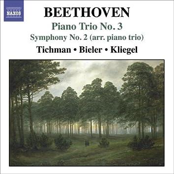Beethoven, L. Van: Piano Trios, Vol. 3 - Piano Trio No. 3 / Symphony No. 2 (Arr. for Piano Trio)