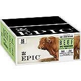 Epic Beef Apple Bacon Bars Whole30, Paleo Friendly, 12 ct, 18 oz