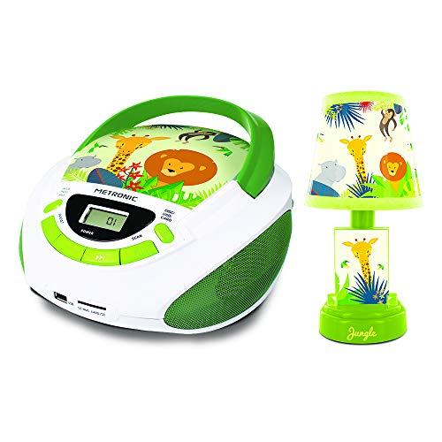 Metronic - Boomboxen & MP3-Player in grün