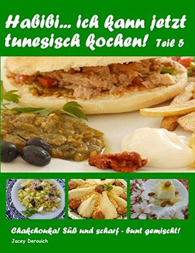 Habibi... ich kann jetzt tunesisch kochen! Teil 5: Chakchouka! Süß und scharf - bunt gemischt!