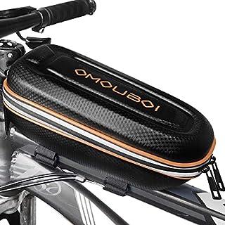 RISFIELD Bike Frame Bag Top Tube Bike Bag Cycling...