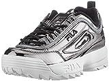 FILA Damen Disruptor M Wmn Sneaker, Silber (Silver 1010441-04x), 41 EU