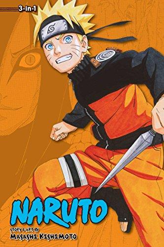 NARUTO 3IN1 TP VOL 11: Includes vols. 31, 32 & 33 (Naruto (3-in-1 Edition))