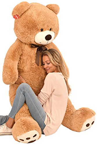 Kangaroo Giant Cuddly Plush Teddy Bear - Five FEET Tall!!