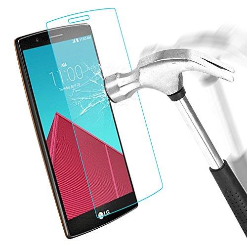 LG G4 Schutzglas, Bingsale Gehärtetem Glas Schutzfolie Bildschirmschutzfolie Panzerglas für LG G4 (LG G4)