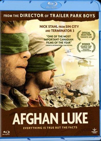 Afghan Luke [Blu-ray] [Schwedischer Import]