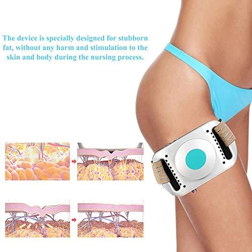 Body Massager for Arm, Waist, Thigh, Hip, Leg Portable Body Shape Beauty Device(US Plug)