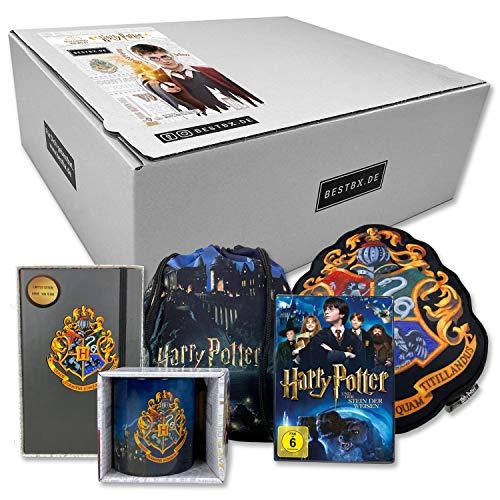 United Labels Harry Potter Fan Box, 5 großartige Artikel als Geschenkbox, Limitierte Edition