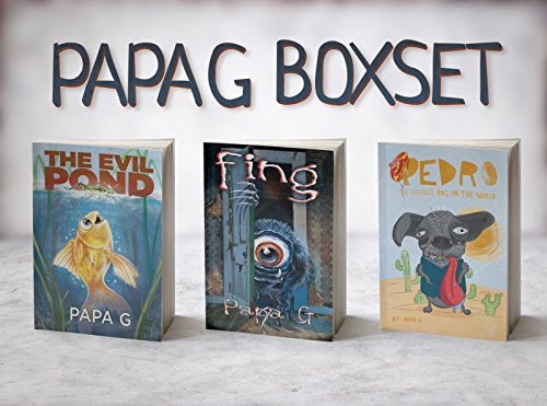 Papa G Box Set (English Edition)