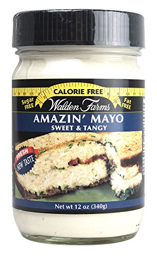 Walden Farms Salsa senza Calorie, Mayonnaise Amazing Miracle - 1 Scatola