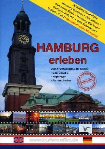 Hamburg erleben  (+ Gutscheinheft)