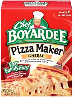 Chef Boyardee Cheese Pizza Kit, 31.85 Oz. (Pack of 2)