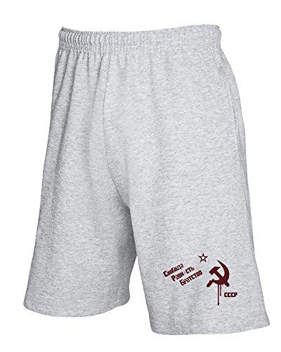 Speed Shirt pantalón y chaqueta Gris tco0008hoz y martillo comunismo CCCP