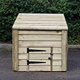 HNP Wooden Coal Bunker - fully assembled