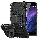 ykooe Cover Xiaomi Redmi 4A, Silicone Custodia Redmi 4A Doppio Strato a Ibrida Phone Caso per Xiaomi...