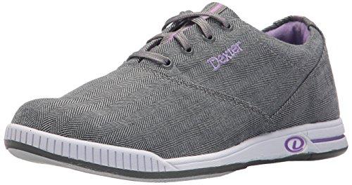 Dexter Comfort Canvas Series Womens Kerrie Bowling Shoes, Size 9.5