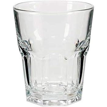 Vasos Cristal Agua Juego de Vasos de Agua Resistentes Vaso Cristal Agua Sidra vajillas Completas y Modernas Apto para lavavajillas Tapas Rioja (12 Vasos): Amazon.es ...