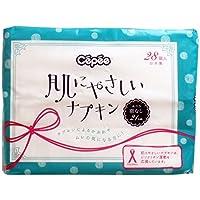 【セット品】セペ 肌にやさしいナプキン 28包 ×4個
