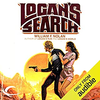 Logan's Search audiobook cover art