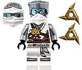 LEGO Ninjago: Zane Titanium de 70588