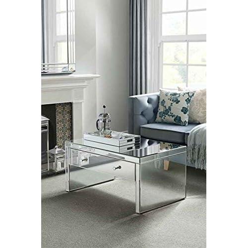 Mirrored Living Room Furniture: Amazon.co.uk