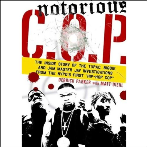 Notorious C.O.P. audiobook cover art