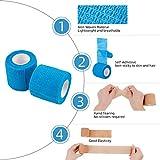 Zoom IMG-1 benda elastica coesiva 5 cm