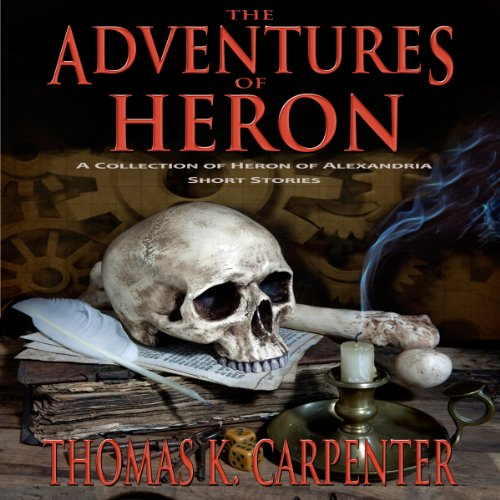 The Adventures of Heron audiobook cover art