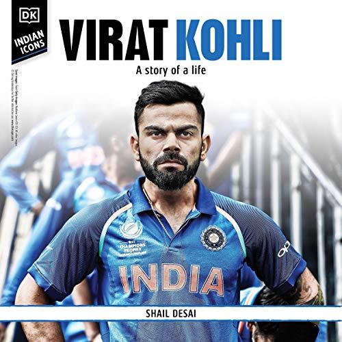 Virat Kohli cover art