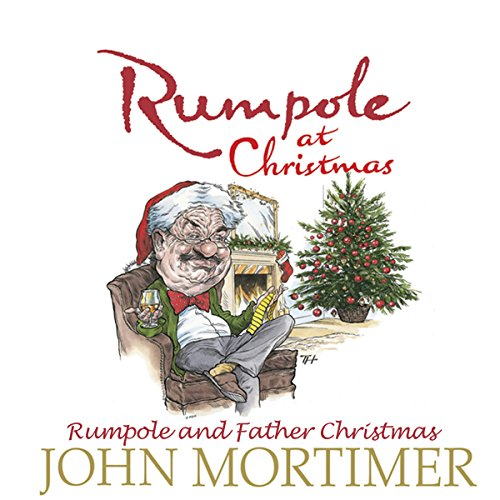 Rumpole at Christmas cover art