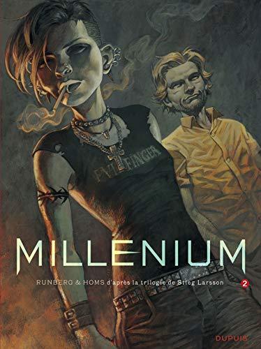 Millénium - tome 2 - Millenium 2