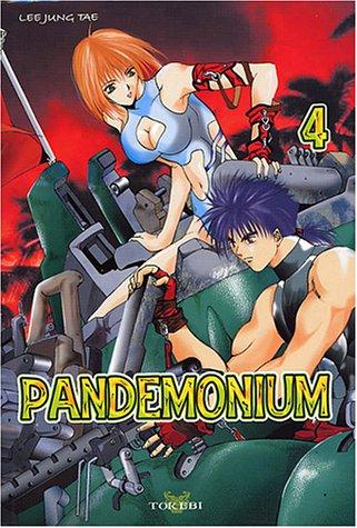 Pandemonium, tome 4