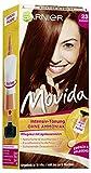 Garnier Tönung Movida Pflege-Creme / Intensiv-Tönung Haarfarbe 23 Kastanie (für leuchtende...