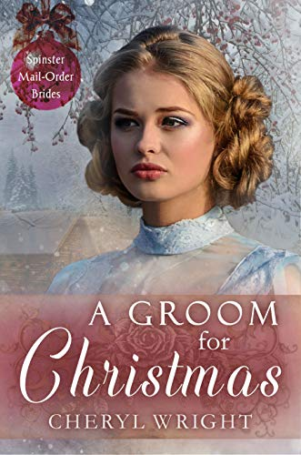 A Groom for Christmas (Spinster Mail-Order Brides Book 9)