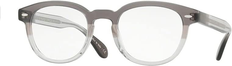 New Oliver Peoples 0OV 5036 SHELDRAKE 1436 VINTAGE GREY FADE Eyeglasses