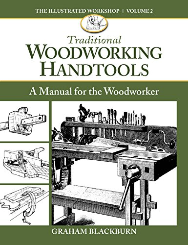 Traditional Woodworking Handtools: A Manual for the Woodworker (Illustrated Workshop)