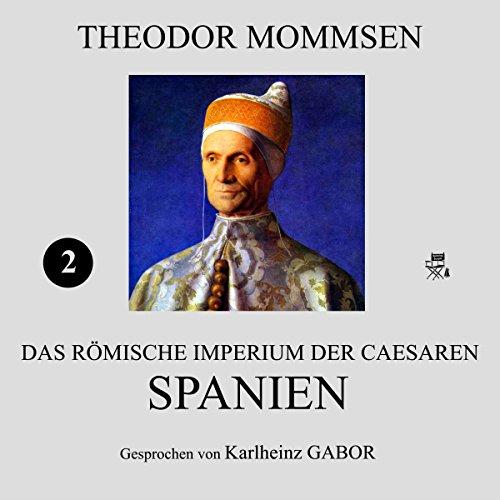 Spanien audiobook cover art