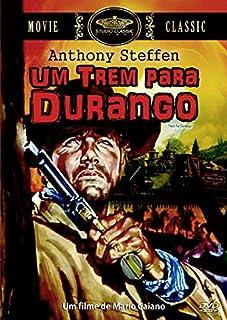 Dvd - Um Trem para Durango