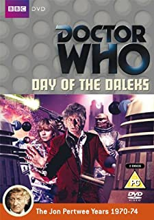 Doctor Who - Day of the Daleks 2 DVDs UK Import