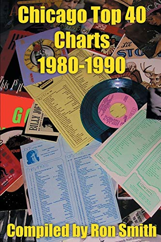 Chicago Top 40 Charts 1980-1990