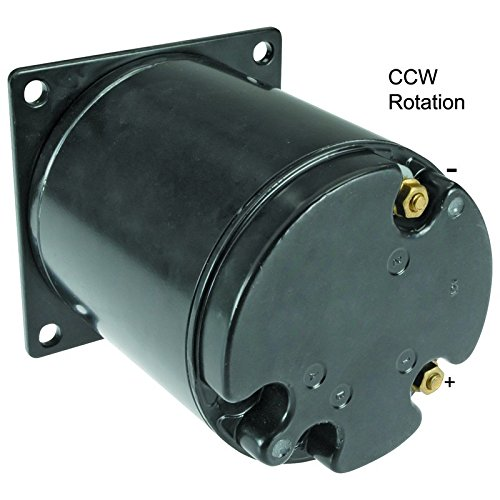 Learn More About New Heavy Duty Salt Spreader Motor Replacement For CCW Single Ball Bearing 12.7mm/1...