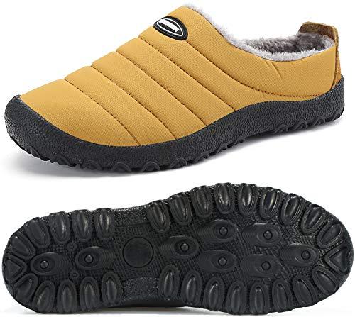 Mishansha Zapatillas de Estar por Casa Mujer Hombre Zapatos de...