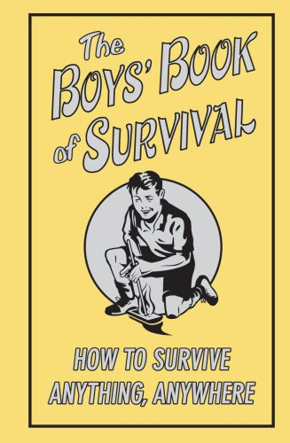 Product Image of the The Boys' Book Of Survival