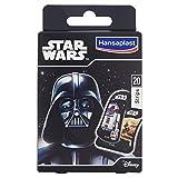 Hansaplast Kids Star Wars Apósitos - 2 Paquetes x 20 Apósitos - Total: 40 Apósitos