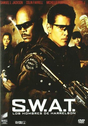 Swat: Los Hombres De Harrelson [DVD]
