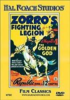 Zorro's Fighting Legion, Chapter 1 - The Golden God